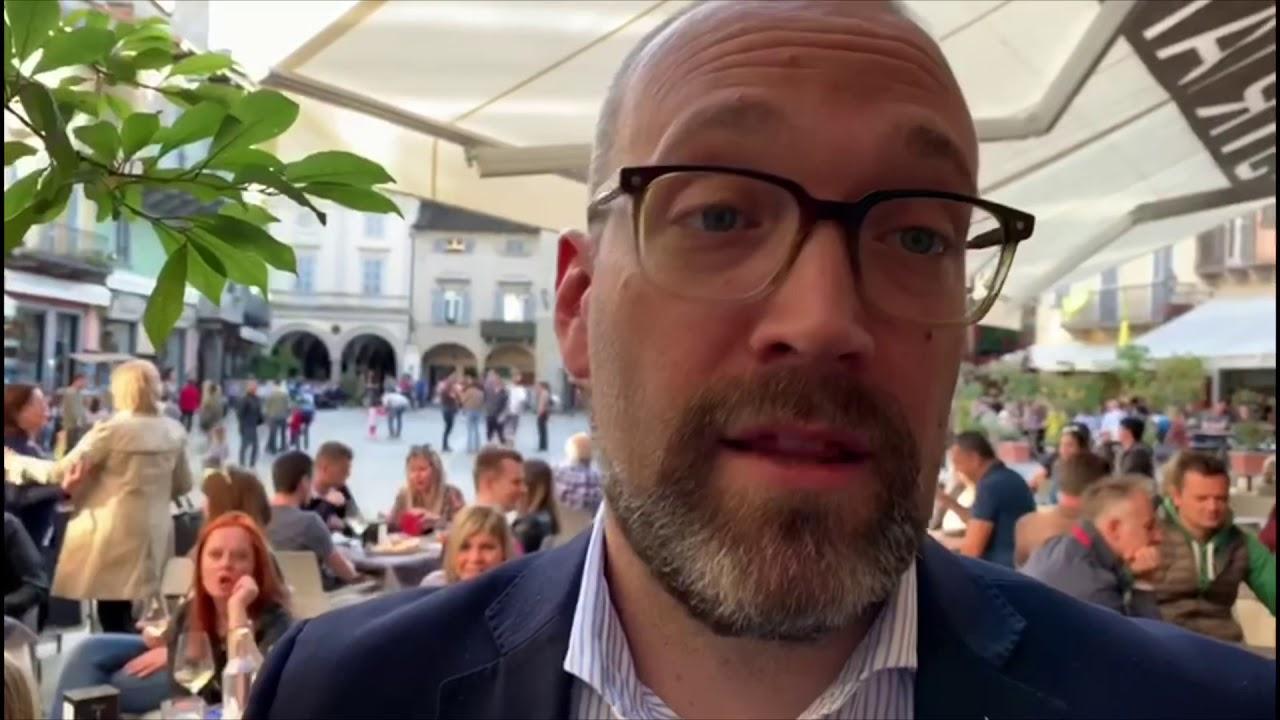 Alessandro Panza Lega candidato europee 2019 inizio campagna elettorale a Domodossola