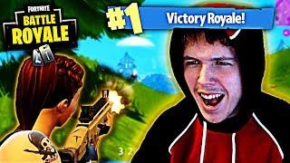 PRO XBOX FORTNITE PLAYER PLAYS PC FORTNITE!!! (Fortnite: Battle Royale)