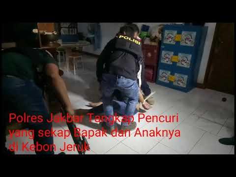 Pencuri Ditembak sama Polisi