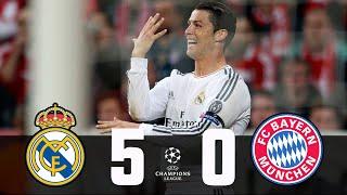 Real Madrid Vs Bayern Munich 5 0agg Ucl2014 Semi Final 1 2 Leg Highlights MP3