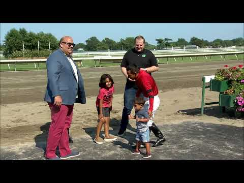 video thumbnail for MONMOUTH PARK 8-4-19 RACE 8