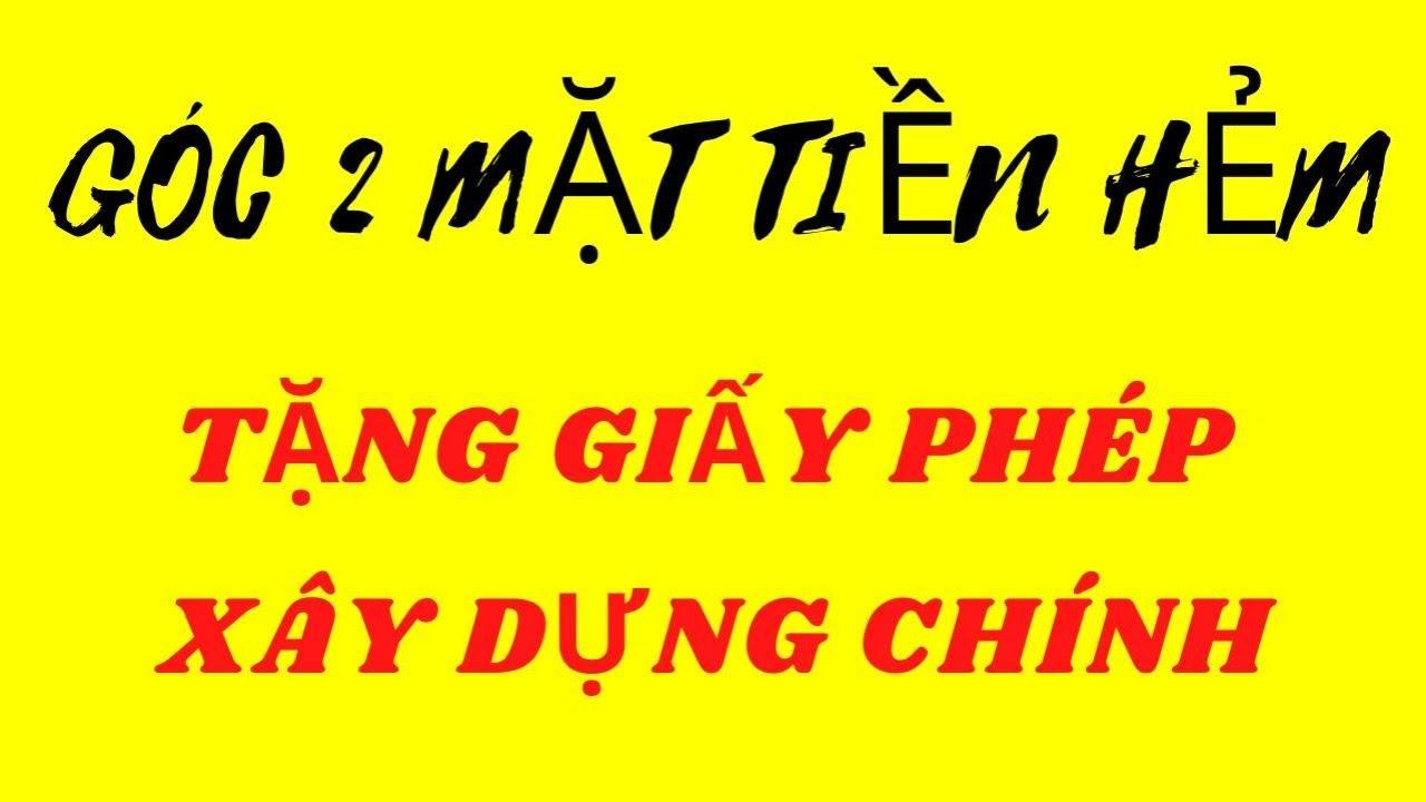 image Bán nền hẻm liên tổ 3 – 4 đường Nguyễn Văn Cừ nối dài, An Khánh, Ninh Kiều, Cần Thơ