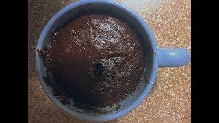 Hot Chocolate Mug Cake || Easy Cook Recipes