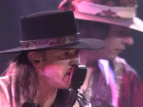 Stevie Ray Vaughan Change It
