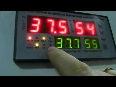 Психрометр и гигрометр - YouTube