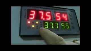 Для инкубатора.Терморегулятор-влагомер,поворот лотков(Цена терморегулятора 1500гр.. Инкубатора НЕТ. Видео скопировано у пользователя 1Renamon1 https://www.youtube.com/watch?v=DPb3K0_3yc8..., 2014-08-13T08:14:49.000Z)