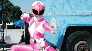 COMICS/ Могучие Рейнджеры. Розовый (2)