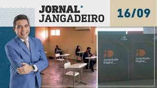 🔴 AO VIVO RÁDIO: Jornal Jangadeiro 16/09/21 - Novo ensino médio, Projeto Juventude Digital e mais.