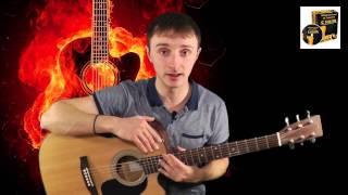 Как научиться играть на гитаре и петь одновременно.