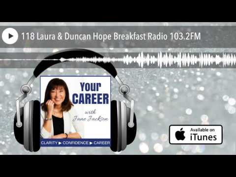 118 Laura & Duncan Hope Breakfast Radio 103.2FM
