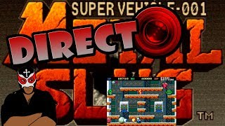 Directo  Metal Slug 1 y Snow Bros 2 gameplay en español