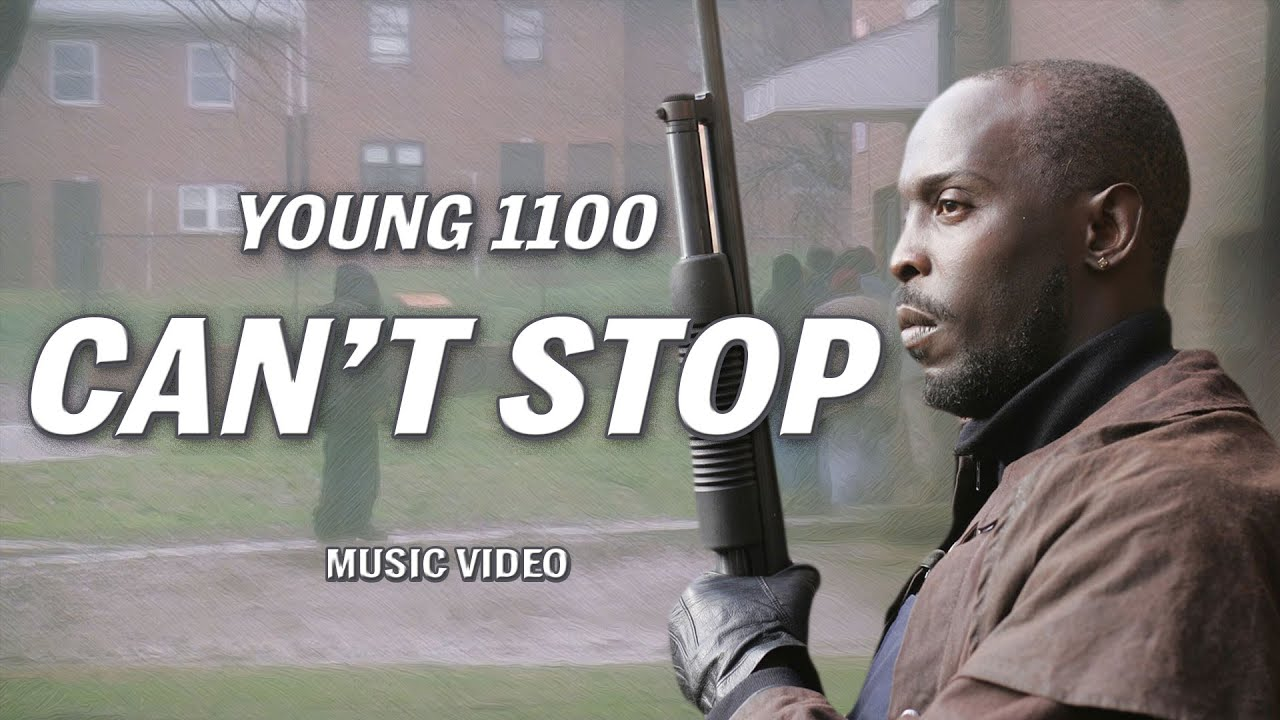 Young 1100 Can T Stop The Wire Omar Music Video Youtube