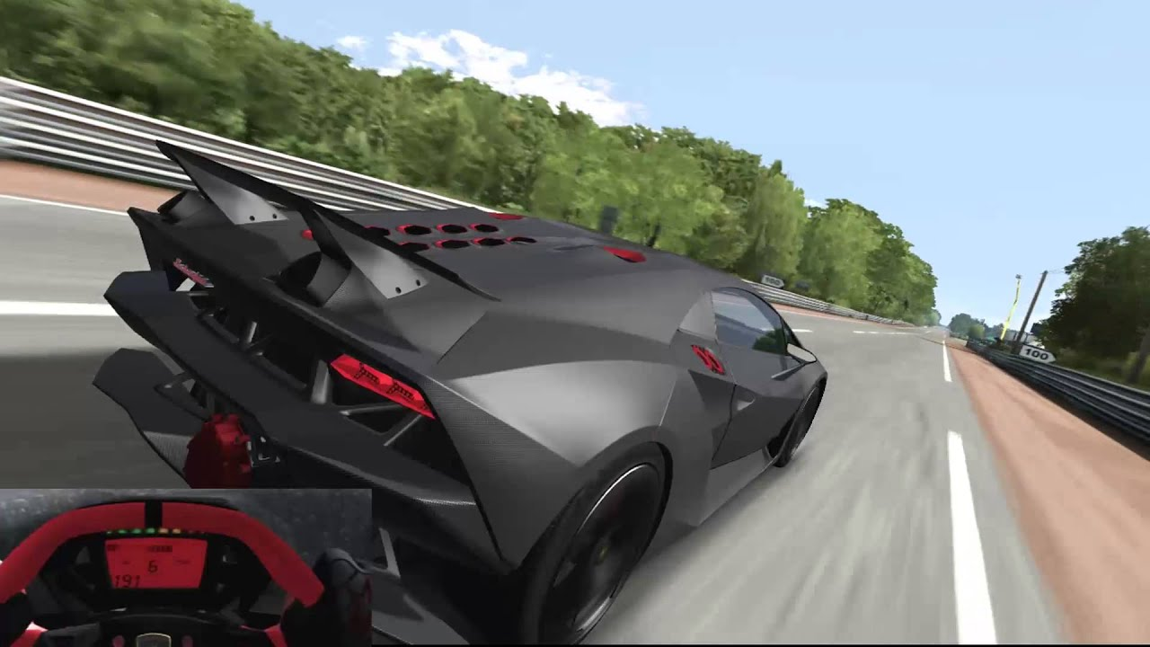 lamborghini sesto elemento top speed run of 200mph youtube. Black Bedroom Furniture Sets. Home Design Ideas