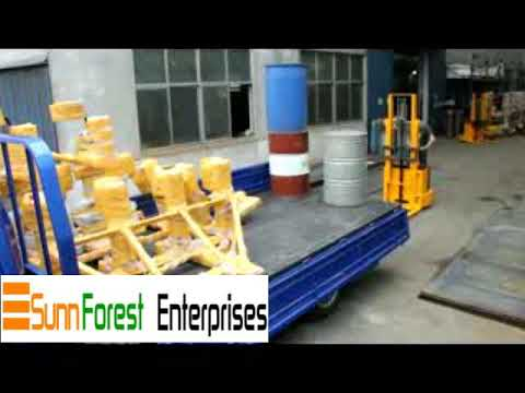 YL600B Electric Drum Lifter And Transporter