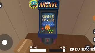 Новое видео по игре hide online