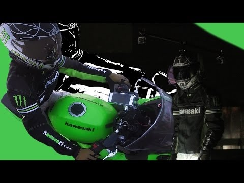 【Gopro】360°ぐるぐるマウントを付けてバイクで走行してみた