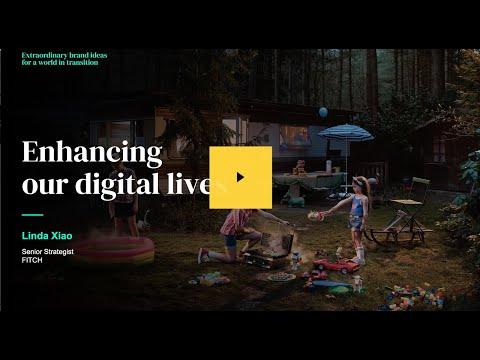 Extraordinary Webinar - Enhancing our digital lives