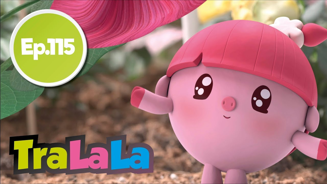 BabyRiki -  Cine nu e gata, îl iau cu lopata (Ep. 115) Desene animate | TraLaLa