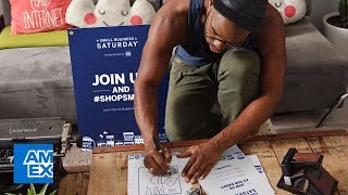 Use Social Media, Graphics, and Your Voice to Promote Your Small Business | American Express