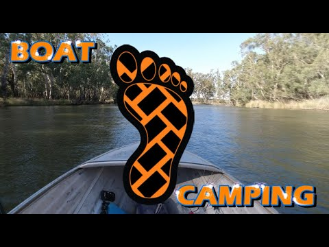 Boat Camping And Fishing The Ovens And Murray Rivers
