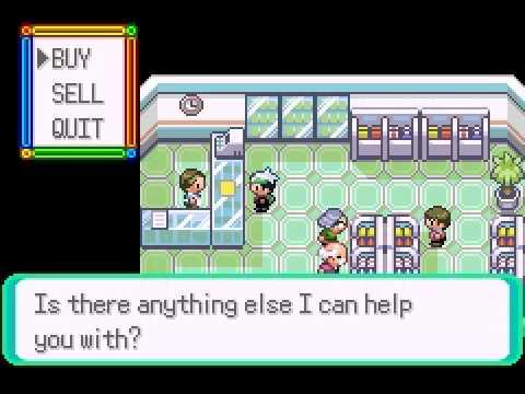 Pokemon Emerald Gameshark Codes