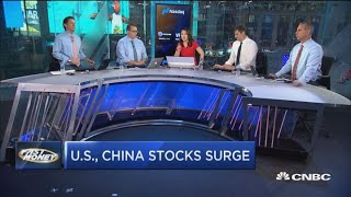 As the U.S. and China go head to head on trade, which market is your best bet?