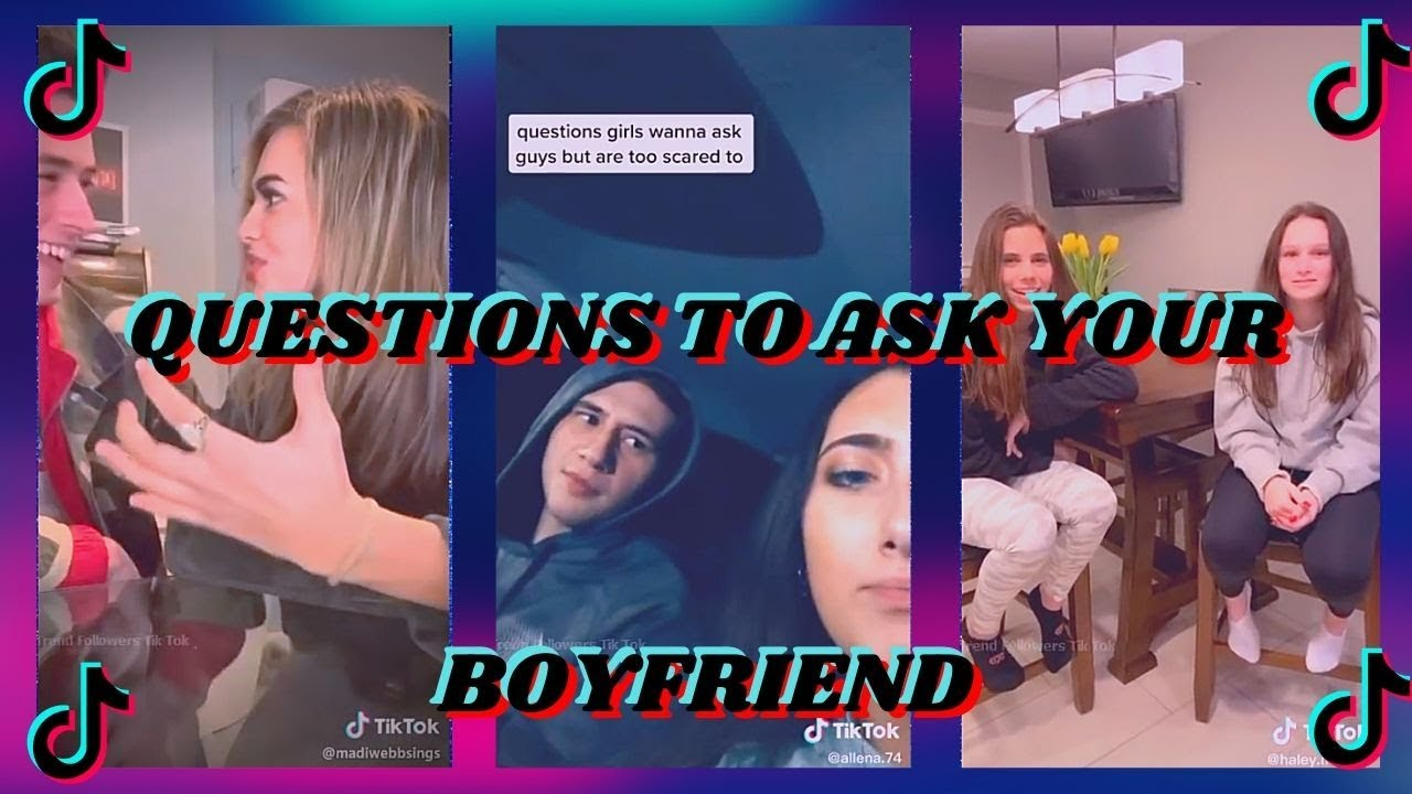 A questions boyfriend ask to 280+ Interesting