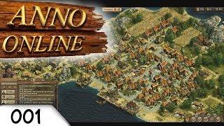 Anno Online #1/5 - Die Anno Wirtschaftssimulation im Browser [HD+][Let's Play]