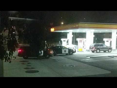 Police Activity in Berkeley, CA 👮🚓