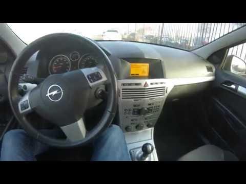 2011 Opel Astra H 1.6 Easytronic POV Test Drive