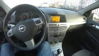 2011 Opel Astra H 1.6 Easytronic Pov Test Drive
