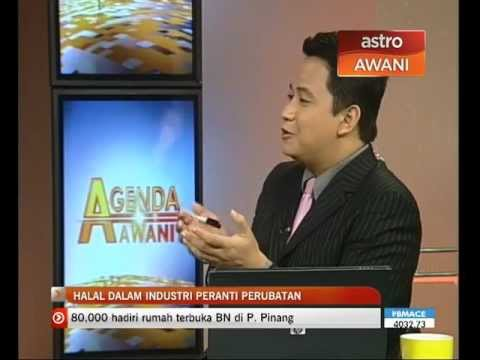 Agenda Awani: Halal Dalam Industri Peranti Perubatan