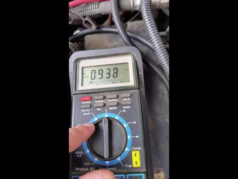 Dodge Alternator AC Noise try 2