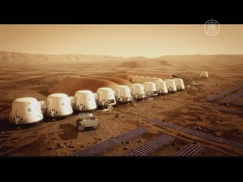 Требуются добровольцы для жизни на Марсе (новости)