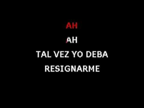 ASI NO TE AMARA JAMAS, AMANDA MIGUEL, Karaoke Latino