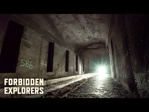 America's Largest Abandoned Subway - Cincinnati Subway Explo