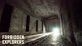 America's Largest Abandoned Subway - Cincinnati Subway Explored!