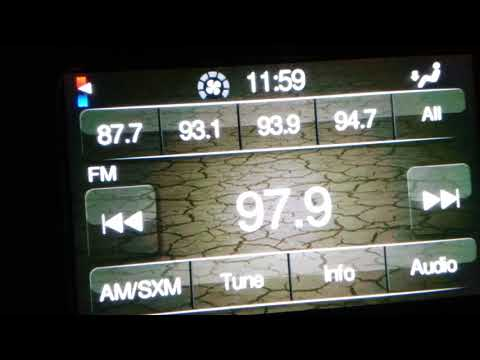 The Loop 97.9 signs off with Highway to Hell straight into Christian Music