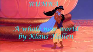 Rumba - Disney - A Whole New World (from Aladdin)