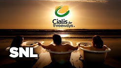 Cialis pour trois voies - Saturday Night Live