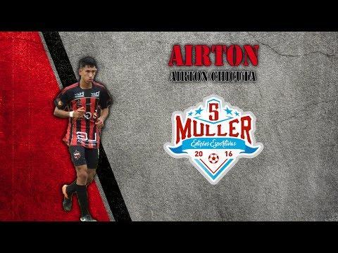 Airton Chicuta - Volante/Midfielder 98