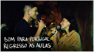 David Carreira - Bom Para Portugal Regresso Às Aulas (LIVE)
