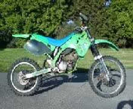 1993 Kawasaki Kx 125, top end rebuild!