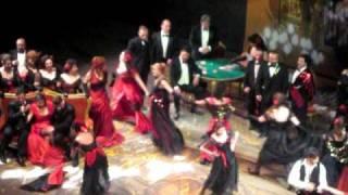 Verdi, La Traviata - Di Madride noi siam mattadori - Teatro S. Carlo, Napoli, 20/04/2010