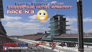 iRacing.com » IndyCar 🌎 Indianapolis » Dallara IR18 » 🦅 3R Driver » Race N°3 😀 50 Laps 🌞