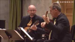 d scarlatti sonate g dur k91 1 2 satz duo trekel trster sonata g major 1 2 movement