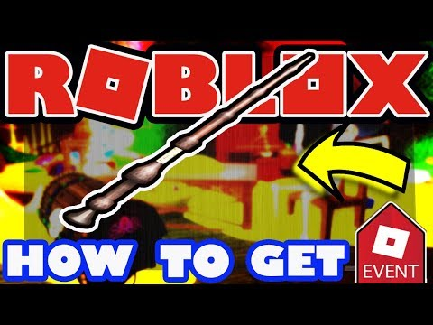 [EVENT] How To Get the Elder Wand - Roblox 2018 Halloween Event - Darkenmoor