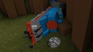 Thomas and Friends Roblox train Crash - Train Games