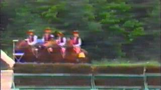 Wesele Krakowskie - Rewia konna Stada Ogierów w Bogusławicach - Lahti 1988 r.