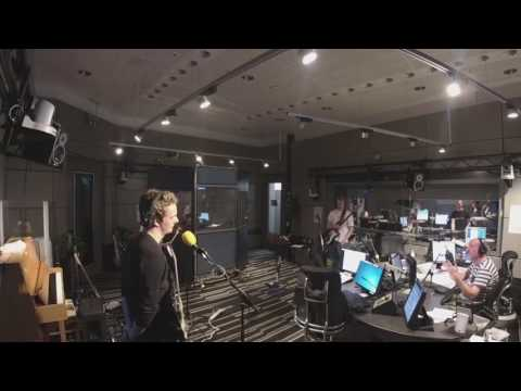 Pip Blom At BBC6 With Marc Riley